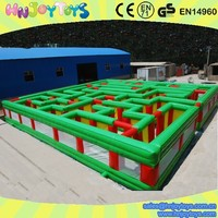 Sport Maze Haunted Inflatable Laser Tag Inflatable Laser Maze