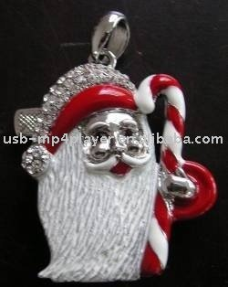 2GB gift jewelry usb