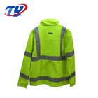 Hi-vis safety reflector jacket traffic jacket