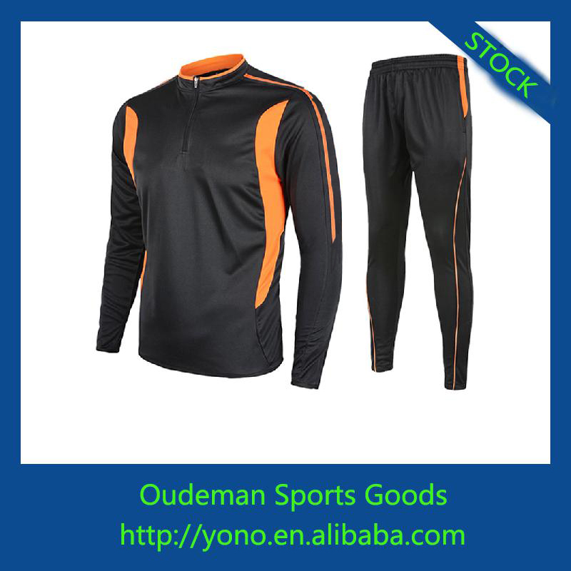 OEM service Long sleeve soccer jerseys with cheap price by alibaba express