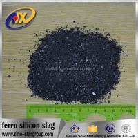 hot exported fesi slag which can replace ferro silicon