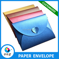 Custom design widely use waterproof kraft bubble mailer envelopes