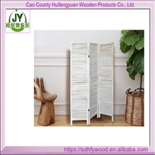 Hot sell wood screen wrought iron privacy screen folding screen