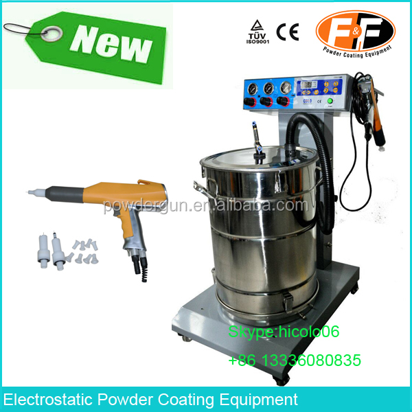 Electrostatic Powder Coating System Equipment