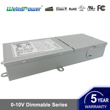 Flicker Free 0-10V Dimmable Led Driver 25W 25-40V 440-1100mA Class 2 Cc Led Driver Ic