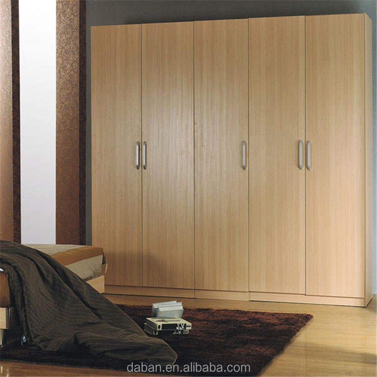 Easy ready to assembly wardrobe made in china furniture factory
