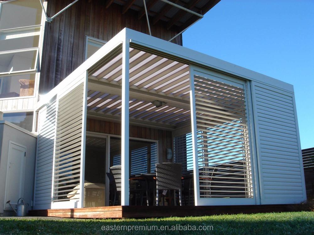 Adjustable metal aluminum window plantation louver shutter buy window metal rolling shutter for Metal window shutters interior
