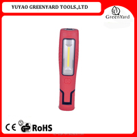 2015 New Product High Demand Led rechargeable Emergency Light work light