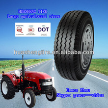 China tyre manufacturer supply full range of large bias agricultural tires used for agriculture machinery