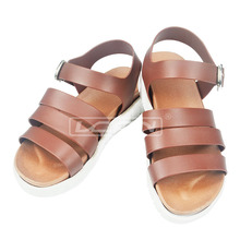 New fashion design arabic men sandals and slippers