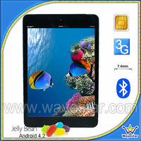 7.85 Inch IPS Android 4.2 Phablet 3G+2G 8GB ROM