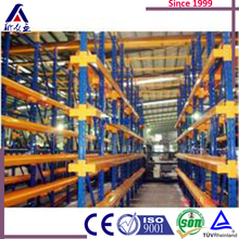 Nanjing Racking factory/Pallet racks,Drive in rack,roller shelf/Warehouse system racking
