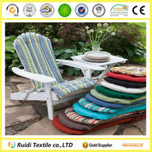 Outdoor All-Weather Waterproof Adirondack Chair Cushion