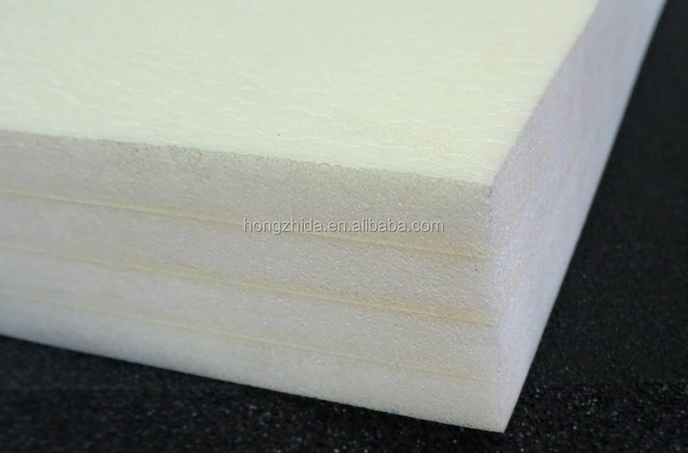 how to cut polyethylene foam