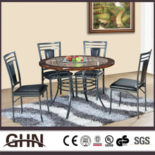 Indoor solid wood furniture set metal leg UB R272 kitchen furniture turkey made in China
