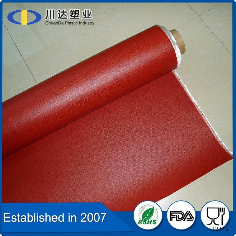 Hot selling Fiber glass coated teflon PTFE Hashima Seamless Fusing Machine Belt