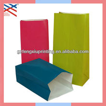 Color Printed Grocery Paper Bag