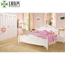 Painting colorful classic kids bedroom furniture 30HC203