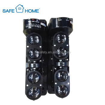 wireless photoelectric beam detector infrared beam motion detector
