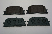 04466-48080 racing car parts car break pads factory in china for toyota