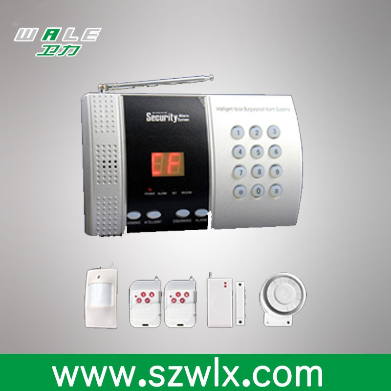 Wireless Alarm System Control Panel with competitive price fit for home use