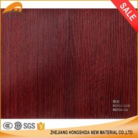 Durability Lamination Paper For Wood Furniture/Wood Floor/ Door Plank Pvc Decorative Film