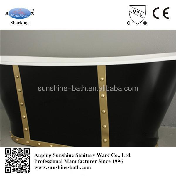 Stainless Steel Bath Tubs Children Small Bathtub Deep