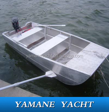aluminum work boat for sale flat bottom stable china