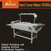 BOWAY SK-950L hard paper cover book case maker machinery
