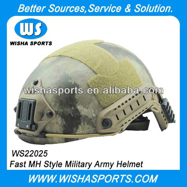 Fashionable MH Style Tactical Military Plastic Army Helmet