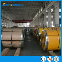 2b finish cold rolled stainless steel coil 201