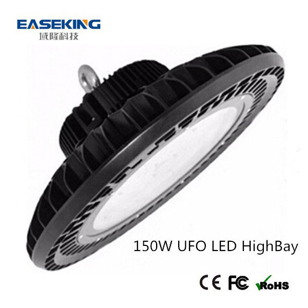 Meanwell UFO industrial highbay 150w china led lights with 140lm/<strong>w</strong>
