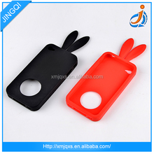 Alibaba china suppliers funny silicone case for iphone 4