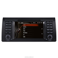 "7""1Din Car GPS Navigation MTK3360 multimedia DVR ex-DAB+ bluetooth for E39 E53 DT7061"