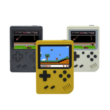 2018 New Mini Handheld Game Toy 3.0 Inch 8 Bit Retro FC with 168 Classic Games game console
