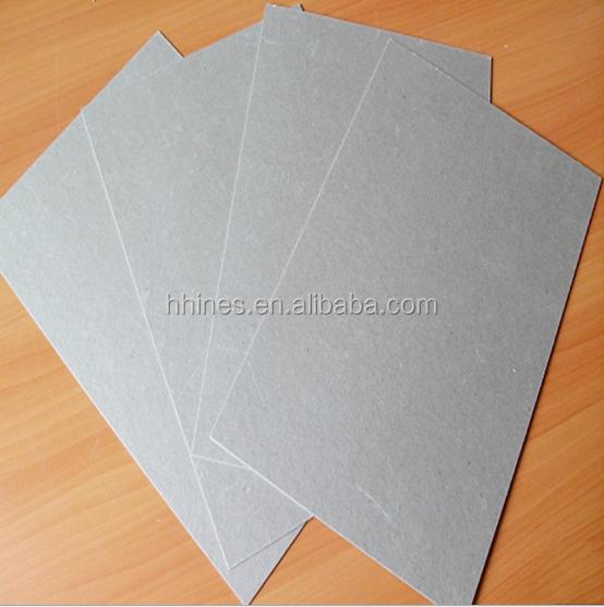 microwave mica sheet for separators