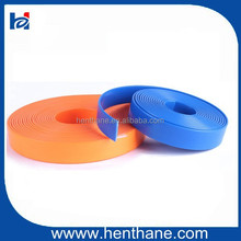 no odor rohs pvc coated webbing for harness webbing
