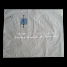 Hotel laundry plastic bag,disposable dry cleaning plastic bag