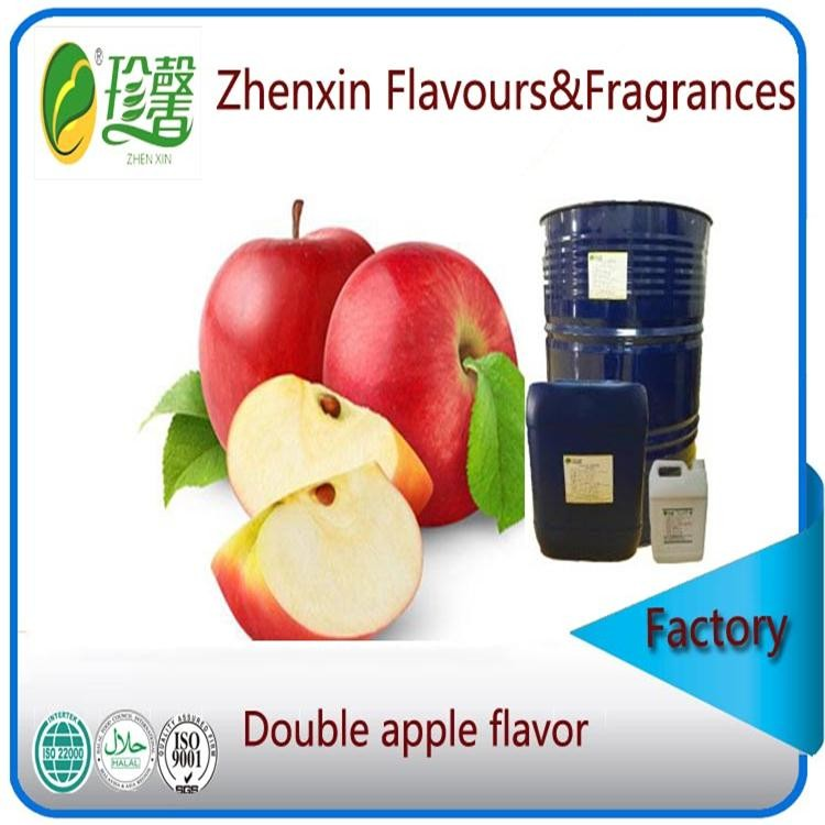 double apple flavors for hookah , Fruit flavor concentration of hookah essence