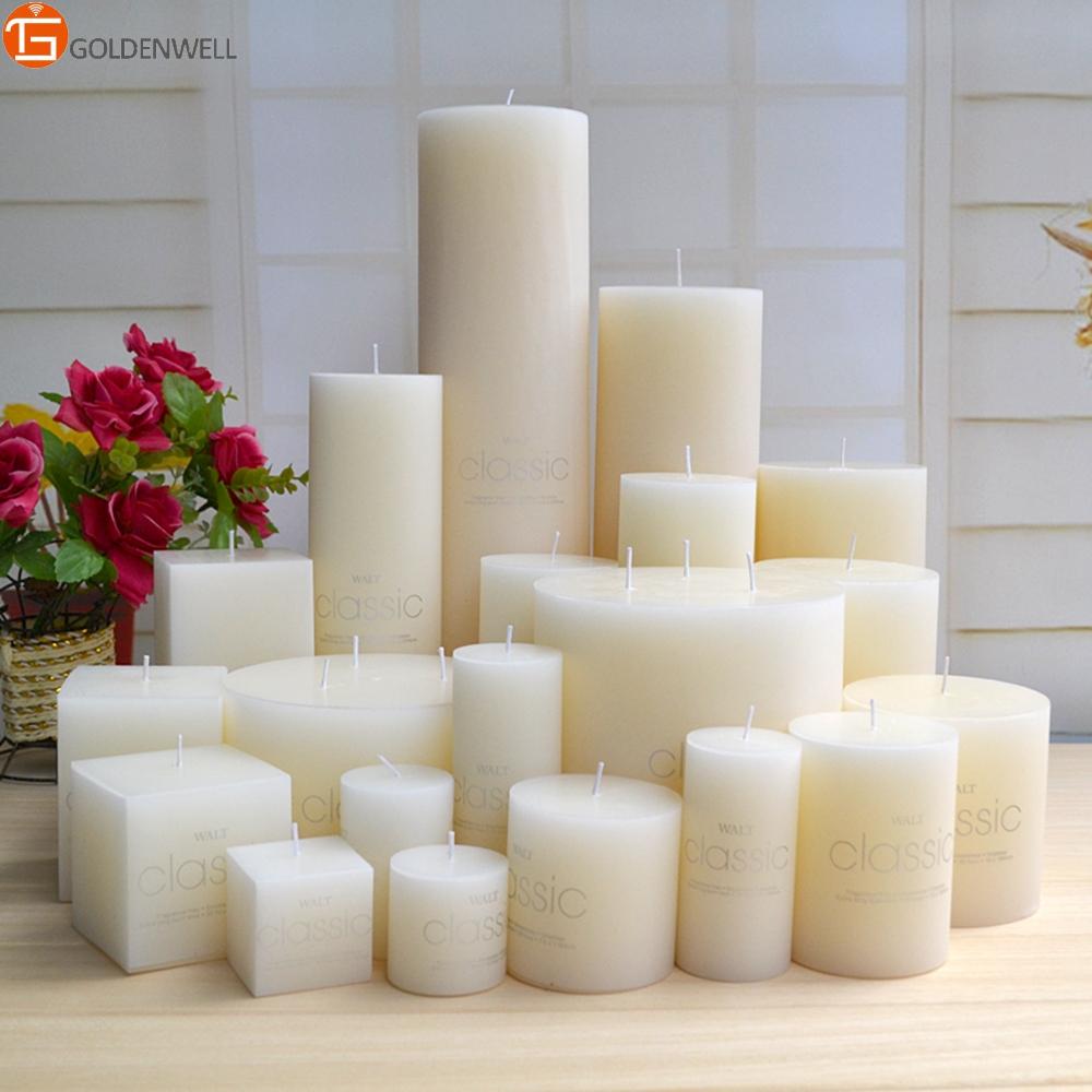 белые свечи купить