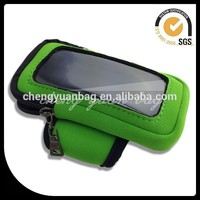 Waterproof cell phone bag sports bag with armband