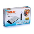 Tiger I555 pro hd iptv recorder box for more than 4000 channels