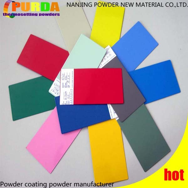 Eco Friendly Metal Coating Paint Powder