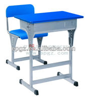 Cheap school desk and chair, Single seat cheap school desks