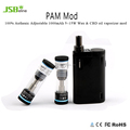 Newly-introduced 15 watt adjustable voltage battery mod for cbd thc oils vape