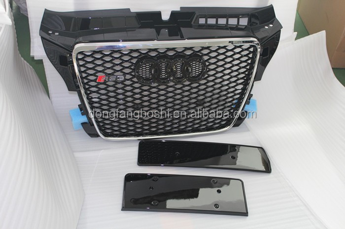 grille car grille rs3 grille for Audi old A3 grille RS3 grille A3 car 8P