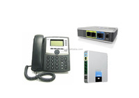 DIHAO Linksys SPA-400 Internet SIP VoIP Gateway with 4 FXO