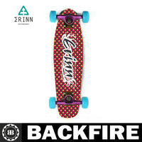 Backfire skateboards old school decks for sale