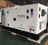 CE approved Camping 125kva 100kw Genset Generators diesel Set With Trailer For Sale