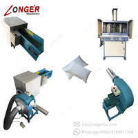 Automatic Fanner Cotton Carding Machine Pillow Making Product Line Pillow Filling Machine